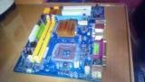 Чипсет G31: дисперсии, функции и поддерживаемые процессоры.